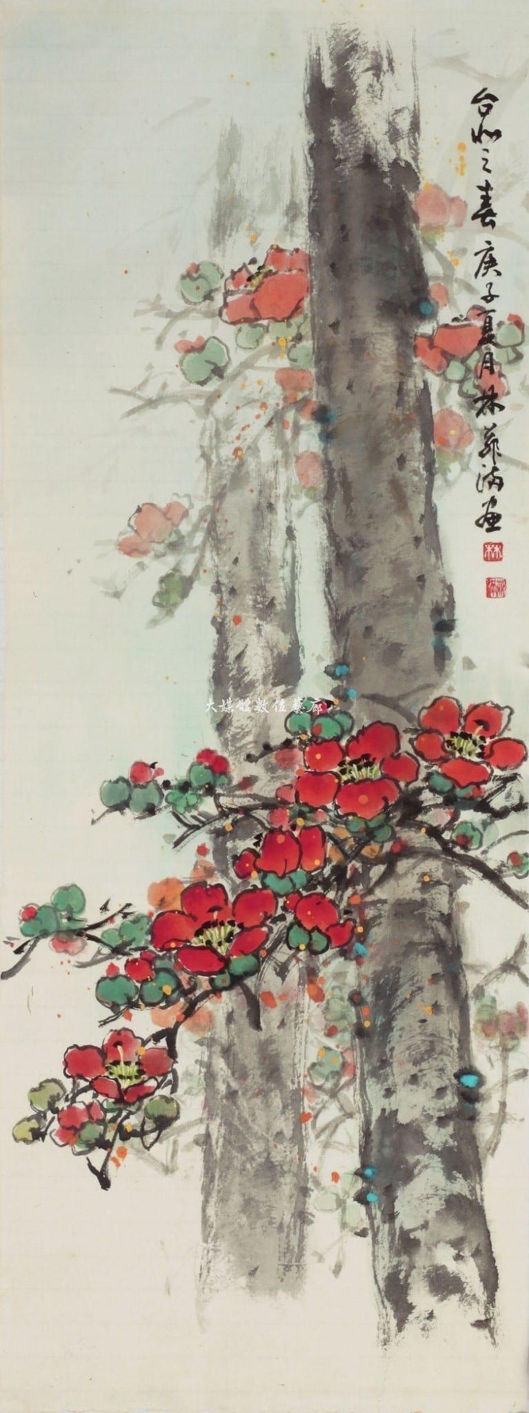 水墨 台北之春