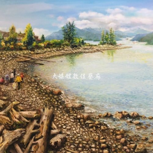 油畫 Whistler秘密景點