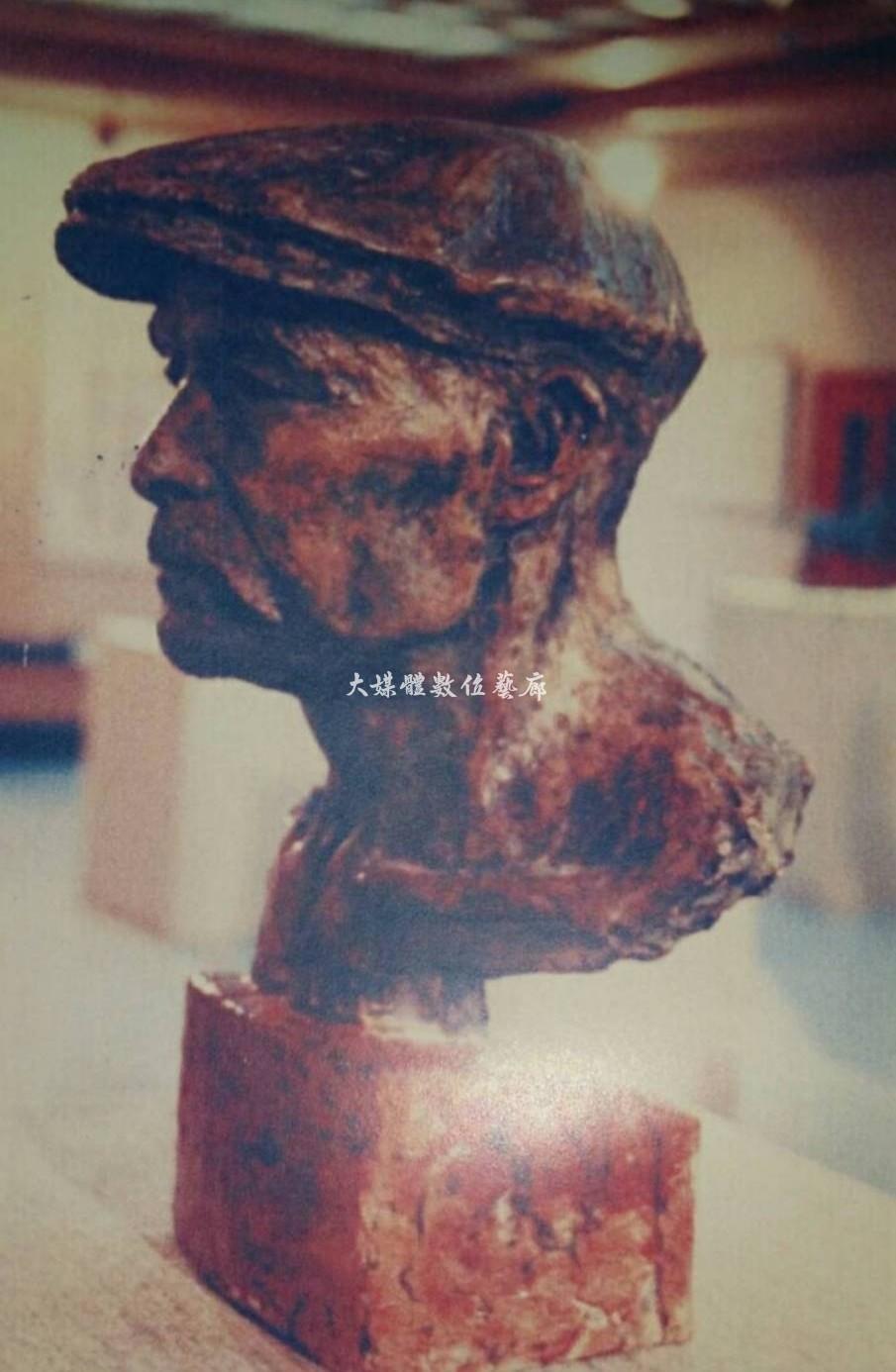雕塑 正義勇者